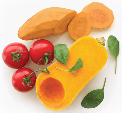 Organic-Pumpkin-Sweet-Potato-Tomato